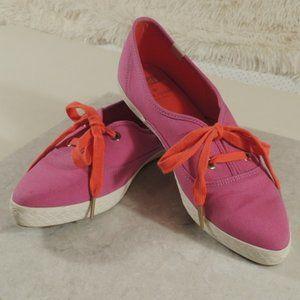 ❤️🎉HP🥳🎊Kate Spade Keds Women Pink Pointed Toe 9
